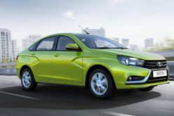 Russian car market has increased by 8% in October 2018