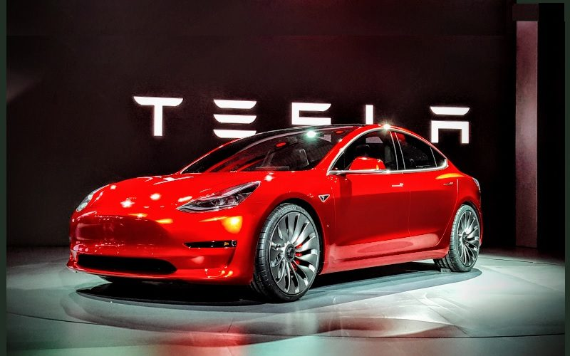 The first Tesla Model 3 in Russia has been put on the market for $100.000