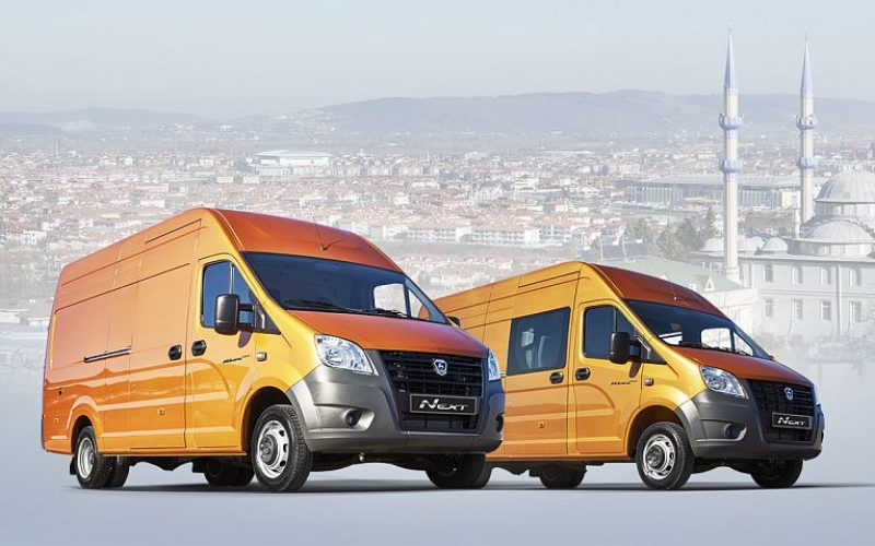 GAZ Group has started GAZelle vans sales in Turkey