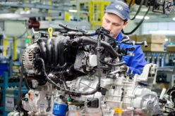 The construction of the new Hyundai engine factory has been completed