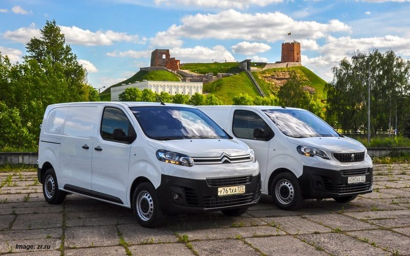 Kaluga PSA plant has started the production of Peugeot and Citroen LCVs