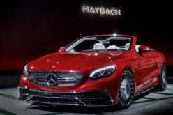 Mercedes-Maybach S-Class sales have declined 38% within the first quarter