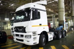 KAMAZ has made a net profit of 1.6 billion rubles in 2018