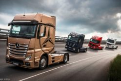 Daimler Kamaz Rus has broken a record in Russia in 2017