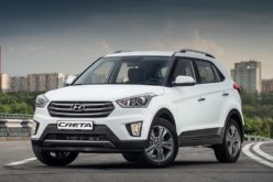 Russian new car market has increased by 10% in November 2018