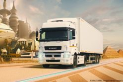 Russian truck market has increased by 50% in March 2018