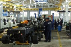 KAMAZ assembly has started in Uzbekistan