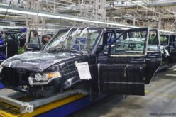 Car production in Russia up by 28% within the first two months of 2018