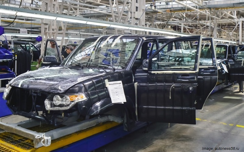Soolers - UAZ - Car production in Russia