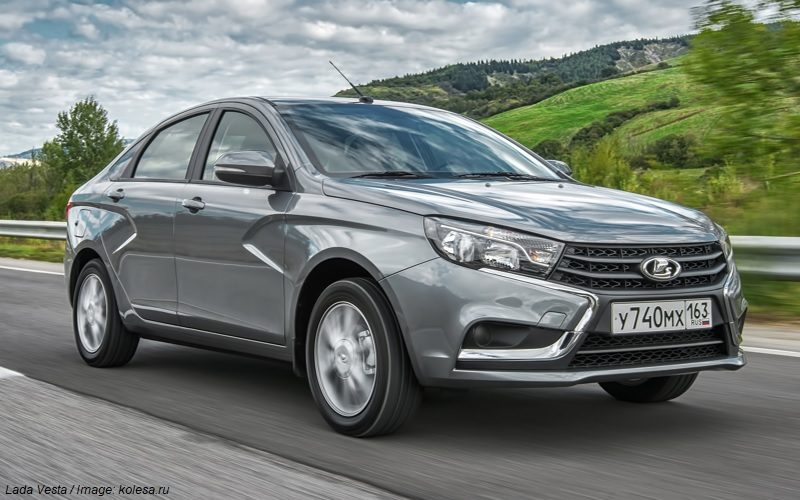 Lada EU sales on the decline for three months in a row