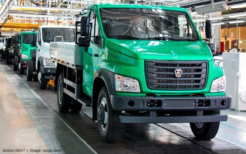 GAZ Group has tripled its profit in 2017 with 3,5 billion rubles