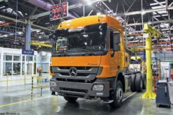 Vehicle production in Russia has increased by 1% in January 2021