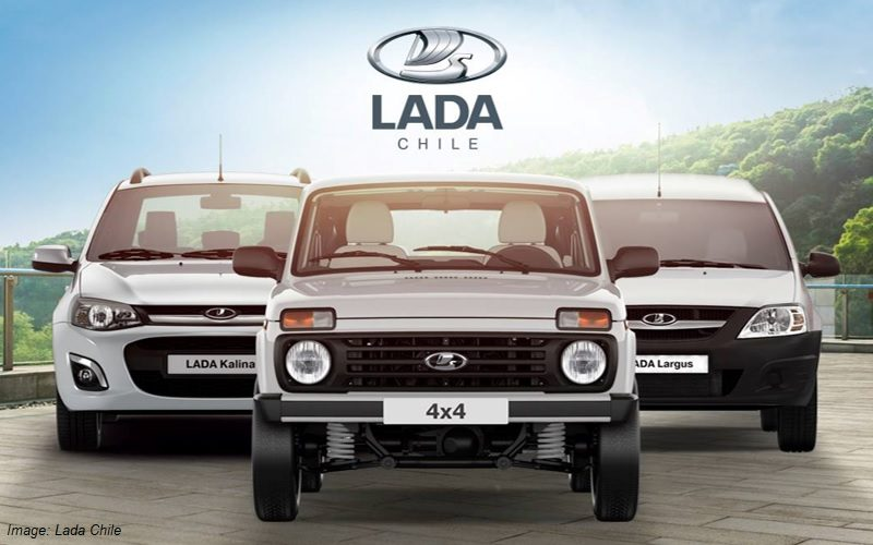 AVTOVAZ has started the sales of LADA in Chile