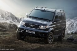 UAZ production has started in Kazakhstan