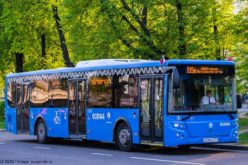 GAZ Group has supplied more than 500 LiAZ buses to Moscow in 2018