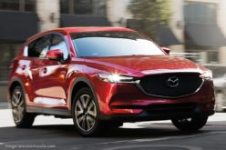 Mazda sales in Russia up by 43% in May 2018