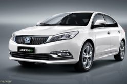 Zotye electric cars will be manufactured in Belarus for the Russian market