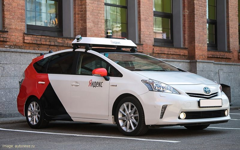 Yandex autonomous car has completed the journey from Moscow to Kazan