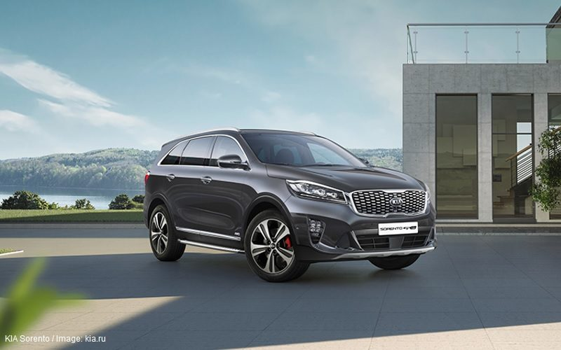 KIA sales have increased 30% in Russia within the first half of the year