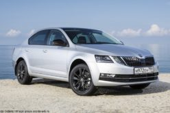 VW has started the exports of Russian production Skoda Octavia to Europe