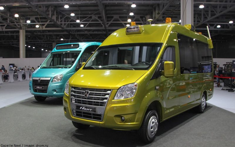 GAZ Group has developed driverless electric buses