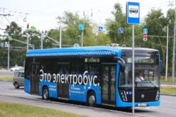 First electric buses have started operating in Moscow in regular transport