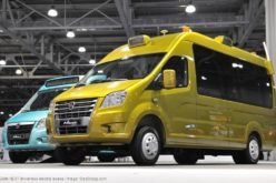 Russian LCV market has declined 8% in March 2019