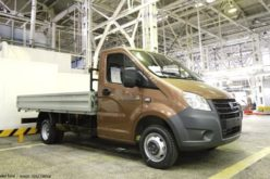 Russian LCV market has declined by 11% in November 2018