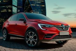 Renault Arkana coupe-crossover unveiled in Moscow