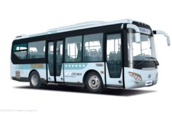 The assembly of Yutong buses may start at Kuzbassavto