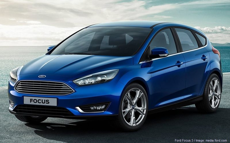 The 700,000th Ford Focus has been manufactured in Russia