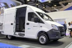 GAZ Group revealed GAZelle NEXT CNG with bi-fuel engine