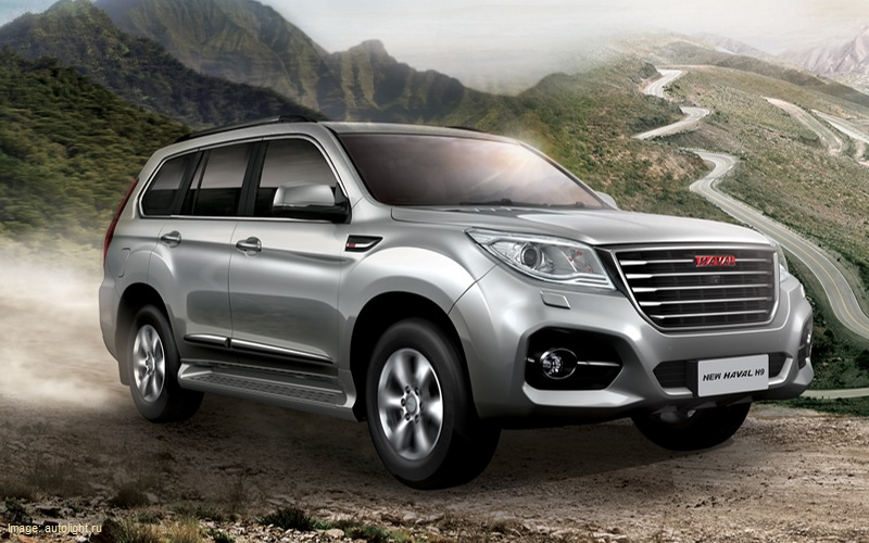 Great Wall Motor - Haval H9