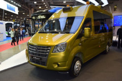 GAZ Group has improved its LCV market forecast