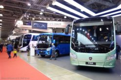 Russian bus market has declined by 5% in May 2019