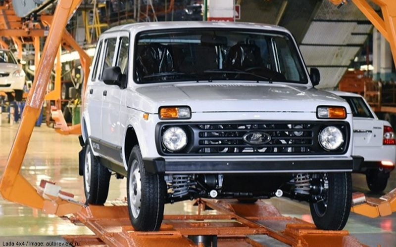 Car production in Russia has increased by 14% within the first 10 months