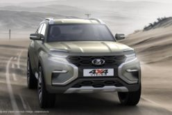 Avtovaz presented 4 new Lada models in Moscow