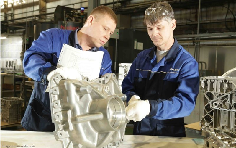 RosALit will start delivering parts to Volvo truck plant in Kaluga