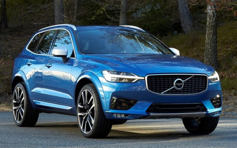 Volvo sales have increased by 11% in Russia in 2018