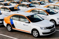 The number of carsharing users has reached one million people in Moscow