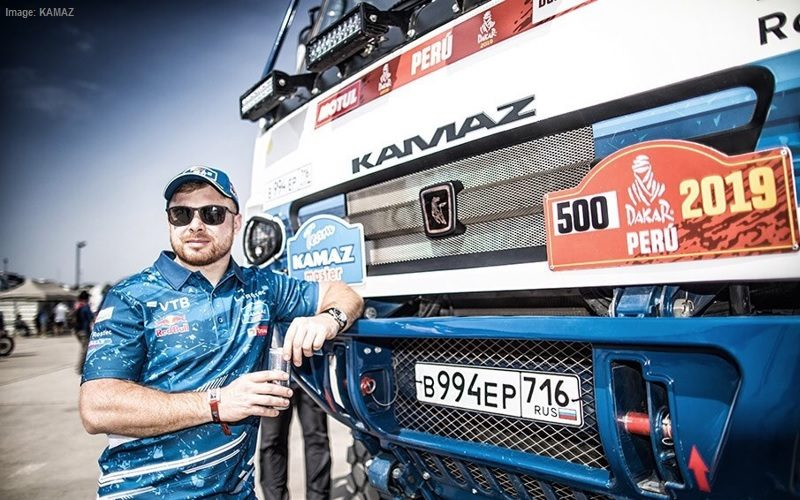 KAMAZ-master takes its 18th victory at the Dakar Rally