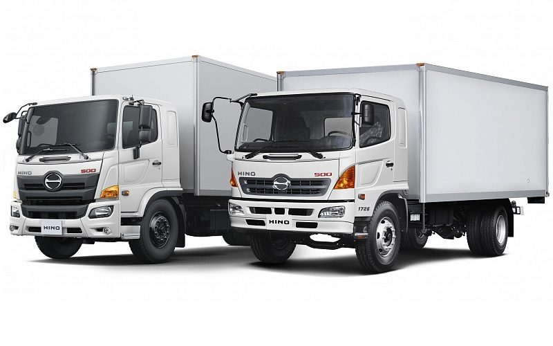 Construction of Hino truck plant will start in Moscow Region in April 2019