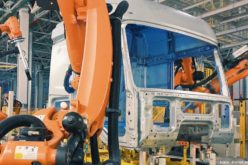 Daimler Kamaz Rus has opened a cabin carcass production plant