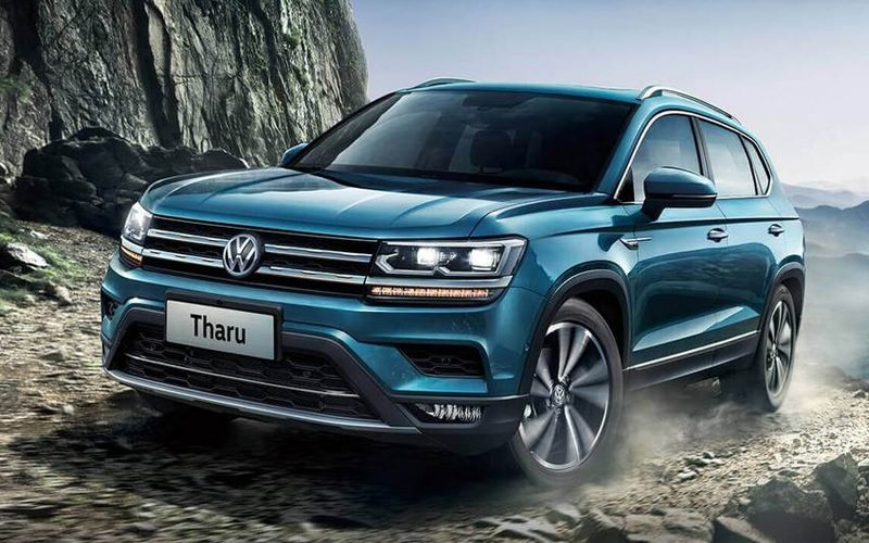 Volkswagen will manufacture Tharu crossovers in Russia
