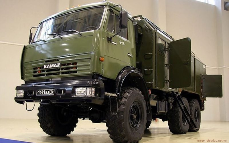 KAMAZ plans to launch the mass assembly of trucks at its factory in Vietnam