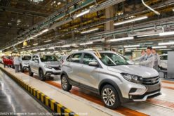 Avtovaz will manufacture 600,000 cars per year on its new CMF-B-LS platform