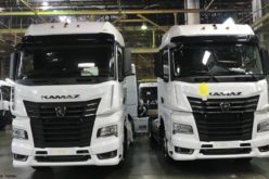 KAMAZ has made a revenue of 186 billion rubles in 2018
