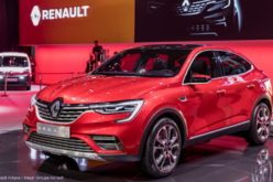 The production of Renault Arkana will start in Moscow