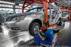 Vehicle production in Russia has decreased by 15% within the first quarter