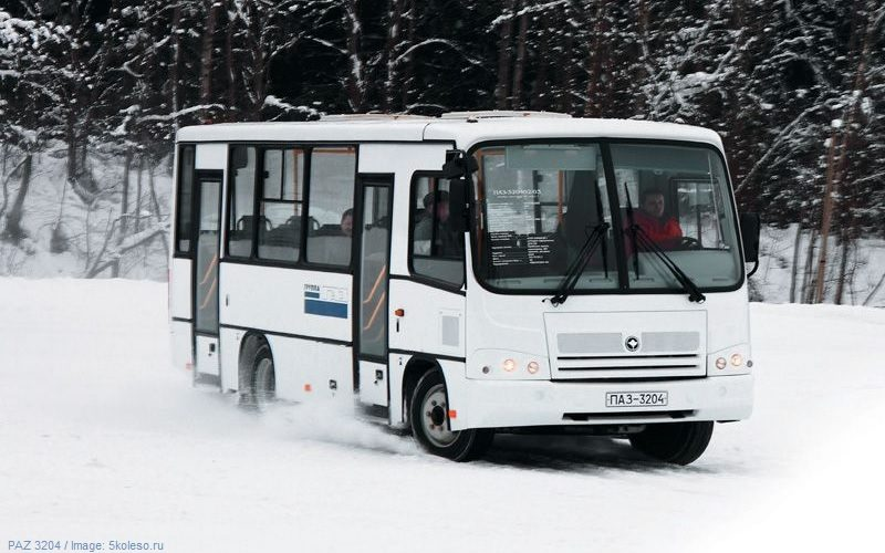 Russian bus market has grown by 44% in August 2019